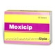 Moxicip (Moxifloxacin 400mg) 10 Tablets/Pack