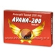 Avana (Avanafil 200mg) 4 Tablets/Pack