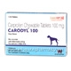 Carodyl 100 (Carprofen 100mg) Chewable 6 Tablets/Pack