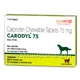 Carodyl (Carprofen 75mg) Tablets
