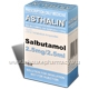 Asthalin Nebules 2.5mg/2.5ml (Salbutamol)