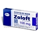 Zoloft 100mg 30 Tablets/Pack