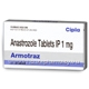 Anastrozole 1mg 10 Tablets/Pack