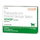 Kiwof (Praziquantel & Pyrantel Pamoate 20mg/230mg) For Cats 4 Chewable Tablets/Pack
