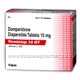Vomistop 10 DT (Domperidone 10mg) 200 Dispersible Tablets/Pack