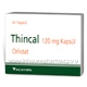 Thincal (Orlistat 120mg) Capsules