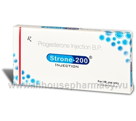Strone-200 Injection 10 x 2ml Ampoules/Pack