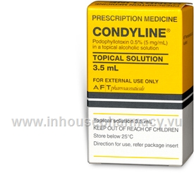 Condyline 3.5ml/Pack