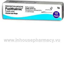 Fucithalmic Eye Drops 5g/Tube