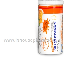 Kamagra (Sildenafil Citrate 100mg) Effervescent 7 Tablets/Pack