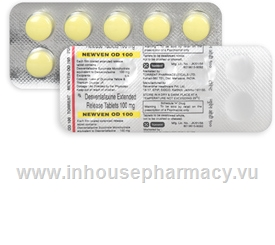Newven (Desvenlafaxine 100mg) 10 Tablets/Strip