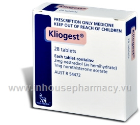 Kliogest 28 Tablets/Pack