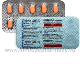 Ivabeat (Ivabradine 5mg) 10 Tablets/Strip