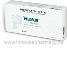 Propecia 1mg 28 Tablets/Pack