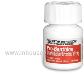 Pro-Banthine 15mg 100 Tablets/Pack