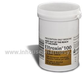 Eltroxin 0 1mg 1000 Inhousepharmacy Vu