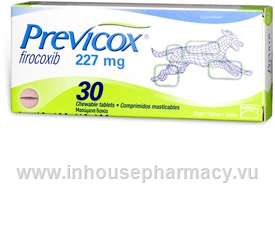 Previcox 227mg 30 Tablets/Pack