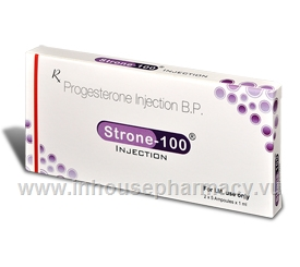Strone-100 Injection 10 x 1ml Ampoules/Pack