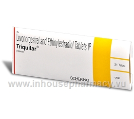 Triquilar 21 Tablets/Pack