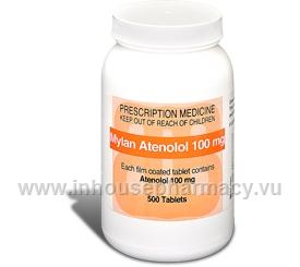 Tenormin Pharmacy Prices