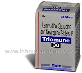 Triomune 30 30 Tablets/Pack