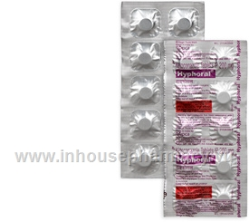Hyphoral 200mg (Ketoconazole) 10 Tablets/Strip