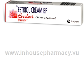 Evalon Cream (Estriol) 15g/Tube