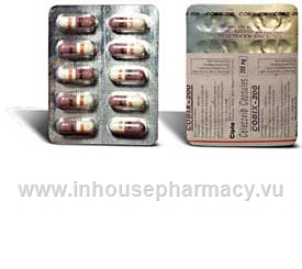 Cobix 200mg 10 Capsules/Strip