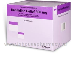 should long be how taken ranitidine