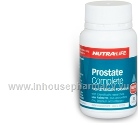 Prostate Complete (Saw Palmetto) 30 Capsules/Pack