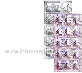 Esomac 40 (Esomeprazole 40mg) 15 Tablets/Strip