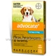 Advocate for Dogs 4-10kg 3 Tubes