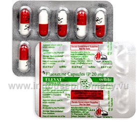 Elevat 20mg 10 Capsules/Strip