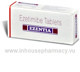 Ezentia 10mg 30 Tablets/Pack