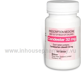 Candestar (Candesartan 32mg) 90 Tablets/Pack