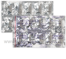 Tegrital CR (Carbamazepine 400mg) 10 Tablets/Strip