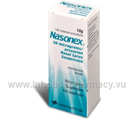 Nasonex Nasal Spray Ingredients - Cytotec Fausse Couche