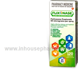 Flixonase Nasal Spray 120 Doses/Pack