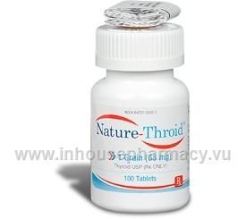 throid nature grain inhousepharmacy vu 65mg tabs tablets bottle levothyroxine liothyronine t4 t3