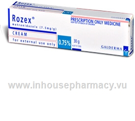 Rozex Cream 0.75% 30g/Tube