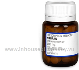 Nitrofurantoin bladder infection