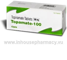 Topamate-100 100 Tablets/Pack