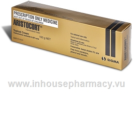 what is tricortone cream used for