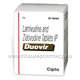 Duovir 60 Tablets (Lamivudine and Zidovudine)