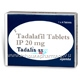 tadalis sx 20mg 4 tablets pack tadalafil