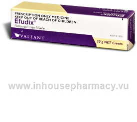 Efudix Cream 5% (Fluorouracil) 20gm/Tube