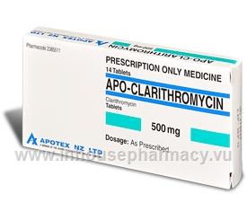 clarithromycin 500mg for sale