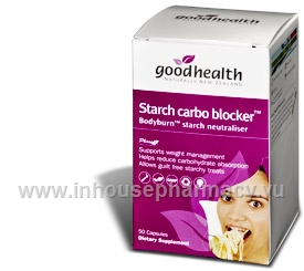Starch Carbo Blocker
