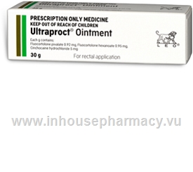 Ultraproct Ointment 30g/Tube